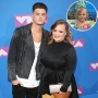 Tyler and Catelynn Baltierra With Inset Photo of Daughter Nova