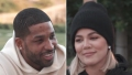 Side-by-Side Photos of Tristan Thompson and Khloe Kardashian on 'KUWTK'