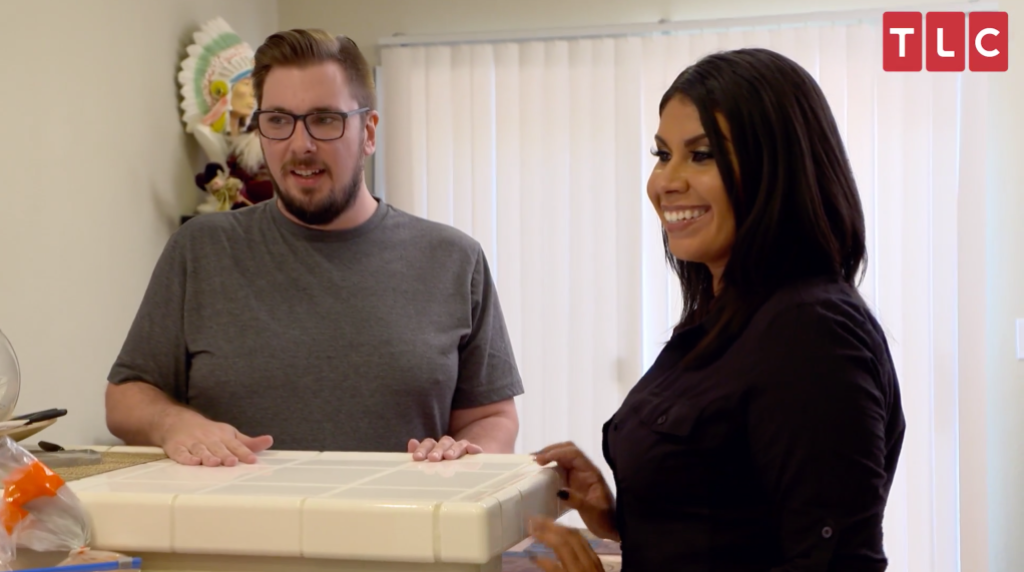 Vanessa and Colt on 90 Day Fiance