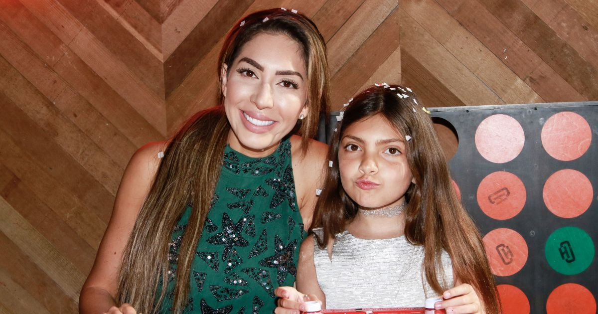 Farrah Abraham Claps Back at Claim Daughter Sophia Doesn't 'Have Friends'