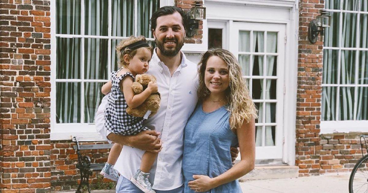 Pregnant Jinger Duggar and Jeremy Vuolo Share New Maternity Photos