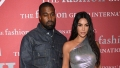 kim kardashian wedding dress photo kanye west drama