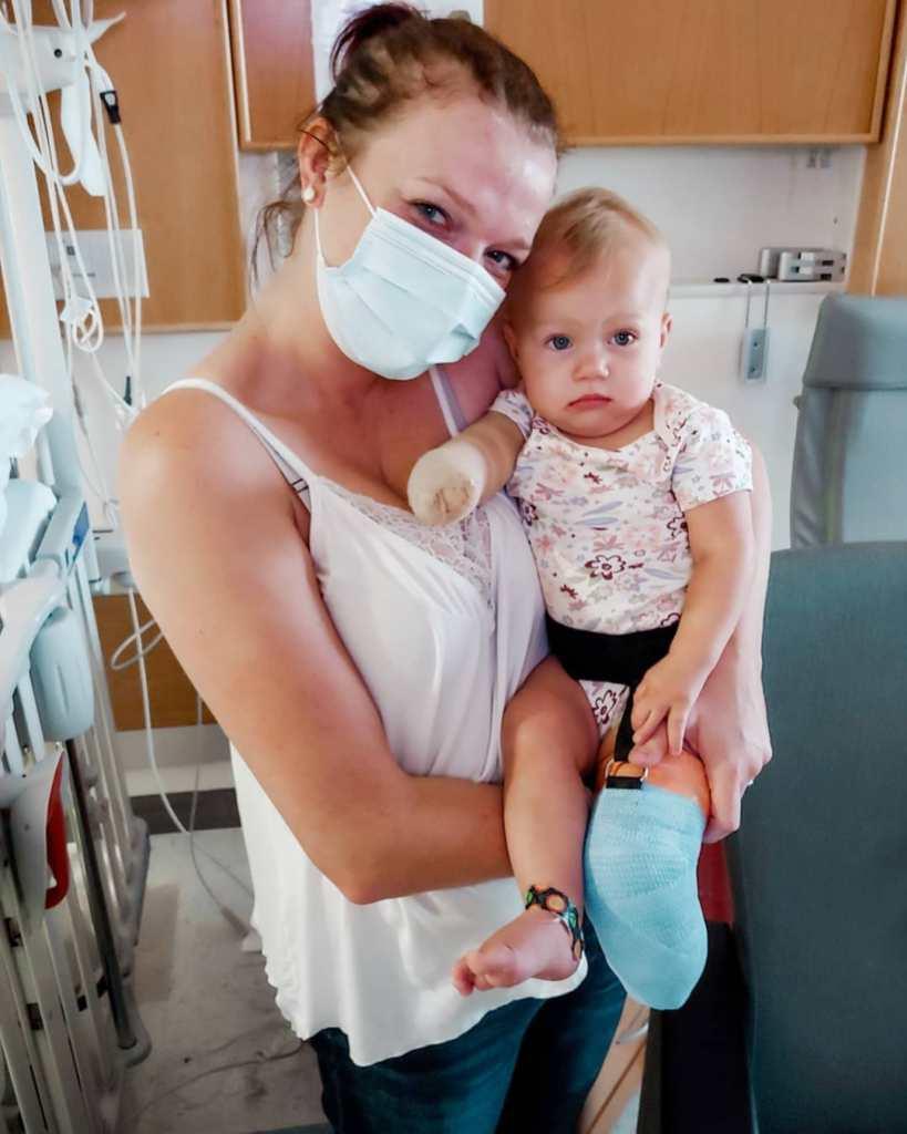 maddie-brown-daughter-evie-surgery