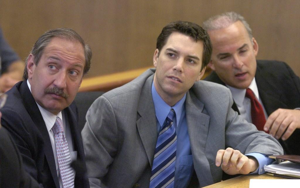 scott peterson covid prison transfer
