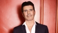 simon cowell hospitalized bike accident broken back surgery