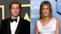 Brad Pitt Blushes As Ex Jennifer Aniston Calls Him 'Sexy'