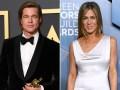 Brad Pitt Blushes As Ex Jennifer Aniston Calls Him 'Sexy'