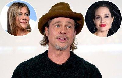 Brad Pitt Doubtful He Will Remarry After Jen Aniston Angelina Jolie Divorces
