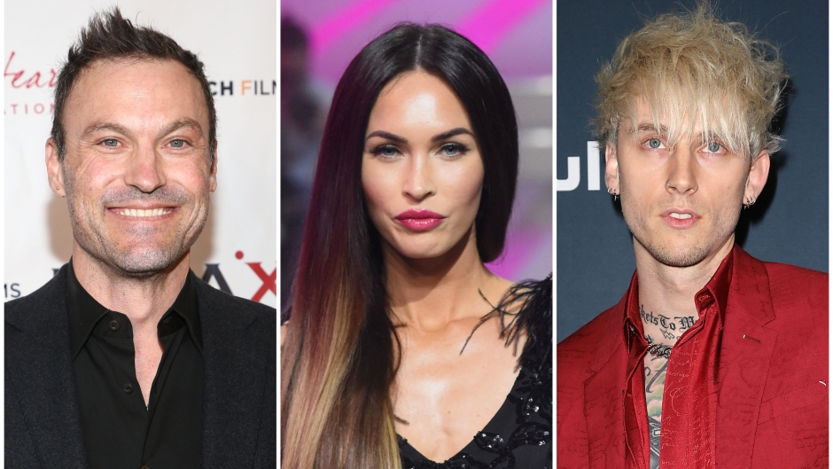 Brian Austin Green Isn't 'Focused' on Megan Fox and MGK Romance