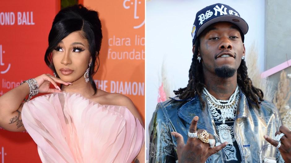 Cardi B's Ex Rapper Offset Is 'Crushed' Following Divorce News