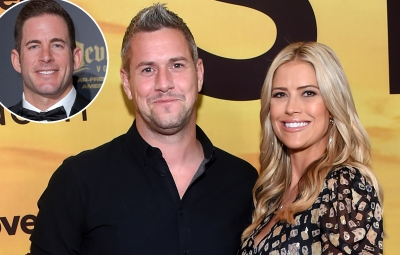 Christina Anstead's Ex Tarek El Moussa Is Being 'Very Supportive' amid Her Split From Husband Ant