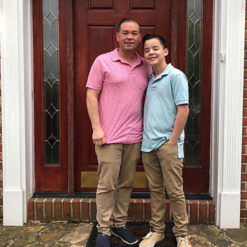 Collin Gosselin Seemed Happy With Jon Gosselin Before Abuse Claims