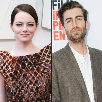 Emma Stone and Dave McCary Are Married 9 Months After Announcing Engagement