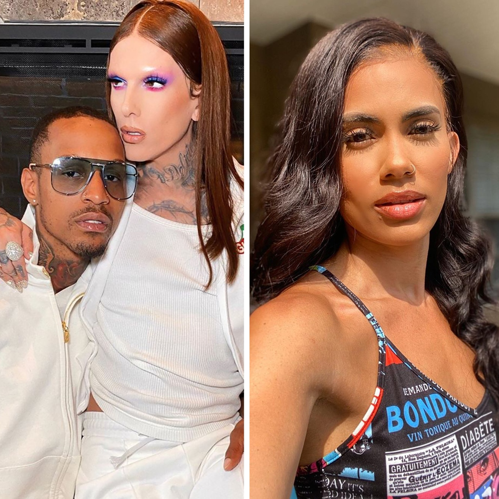 Jeffree Star New BF Andre Ex Leezy Calls Him Out for Humiliating Her