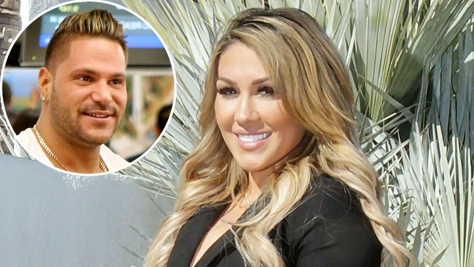 Jersey Shore Jen Harley Flaunts Bikini Body After Making Coparenting Strides With Ex Ronnie
