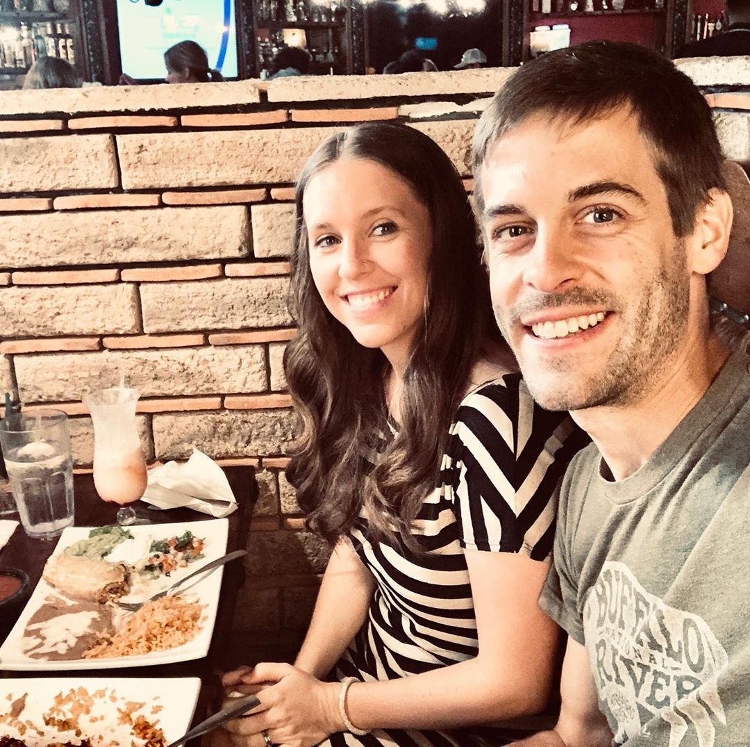 Jill Duggar Says She Likes to Get 'Touchy-Feely' With Husband Derick Dillard on Date Night