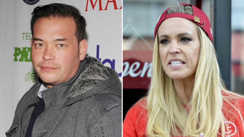 Jon Gosselin Begs Ex-Wife Kate to 'Stop' Amid Abuse Claims