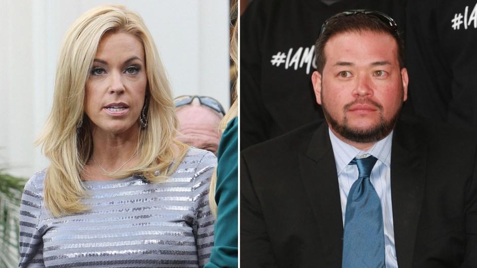 Kate Gosselin Calls Ex Jon 'Violent' After Abuse Allegations