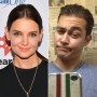 Katie Holmes Confirms Romance With Emilio Vitolo With Kiss