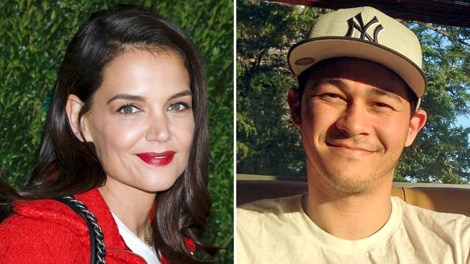 Katie Holmes Has Been Few Dates With Actor Emilio Vitolo