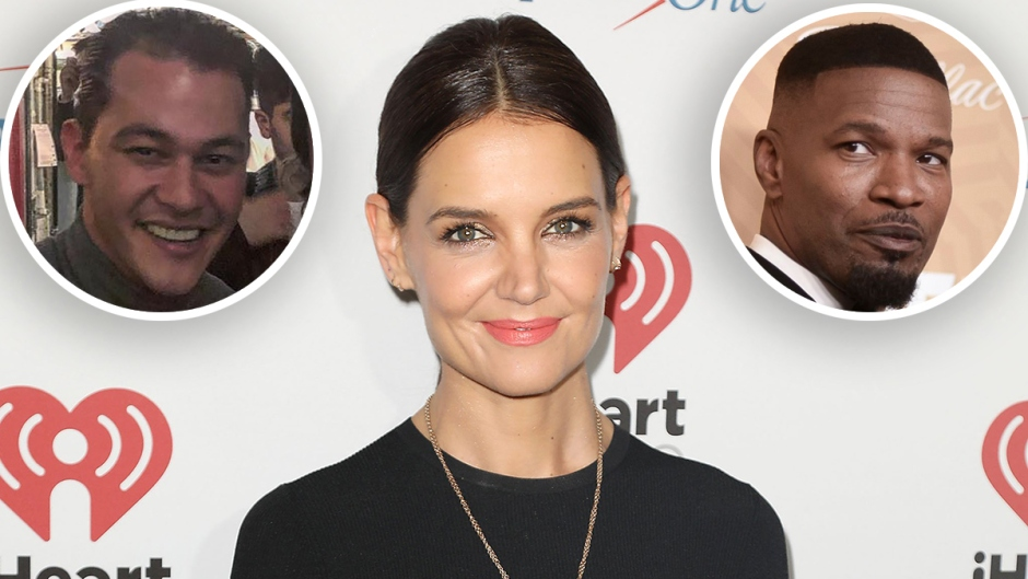 Katie Holmes Has Much More in Common With New Man Emilio Than Ex Jamie Foxx