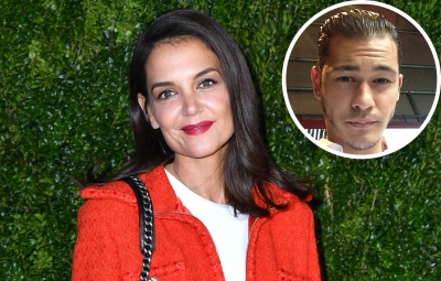 Katie Holmes and New Man Emilio Vitolo Met Through Mutual Friends