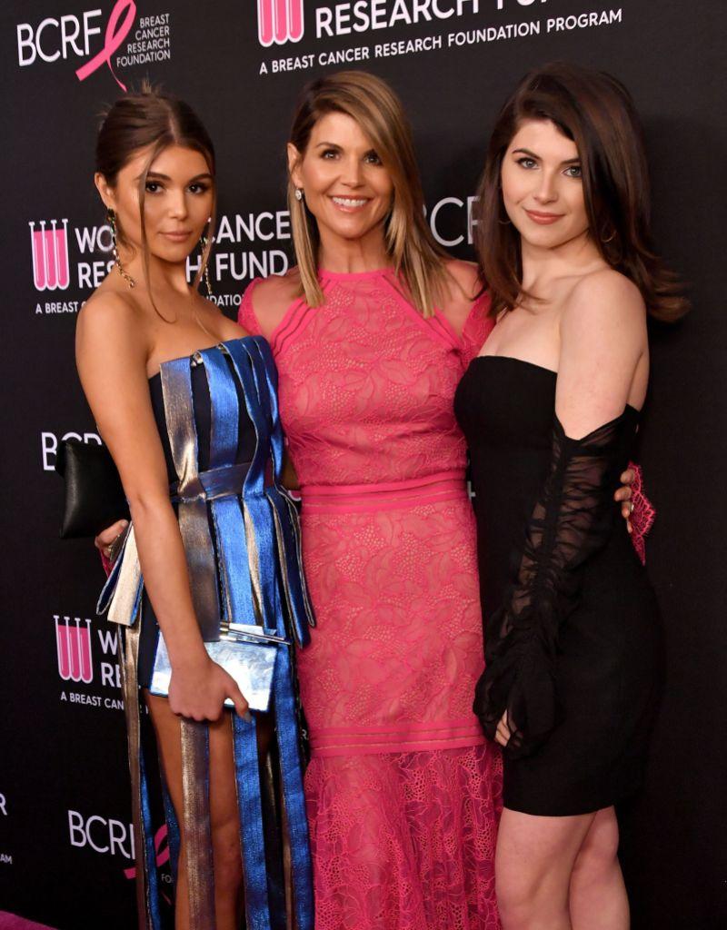 Lori Loughlin Photos With Daughters