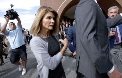 Lori Loughlin's Request to Serve Prison Time Near Home Approved