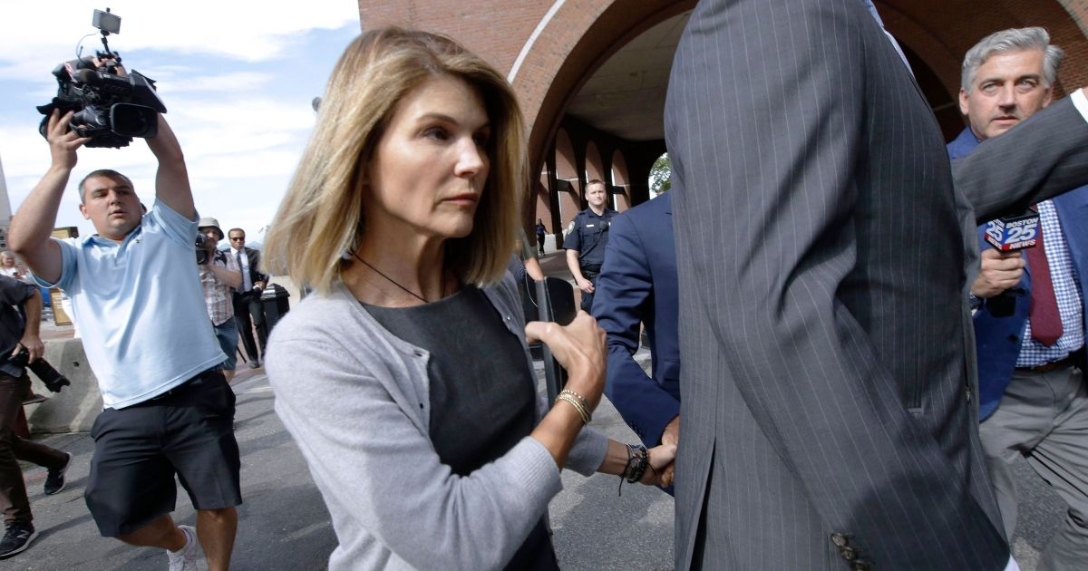 Exclusive: Lori Loughlin 'Was Dreading' Serving Time Before Entering Prison