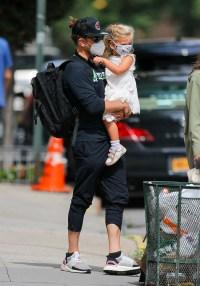 Bradley Cooper and Irina Shayk Out