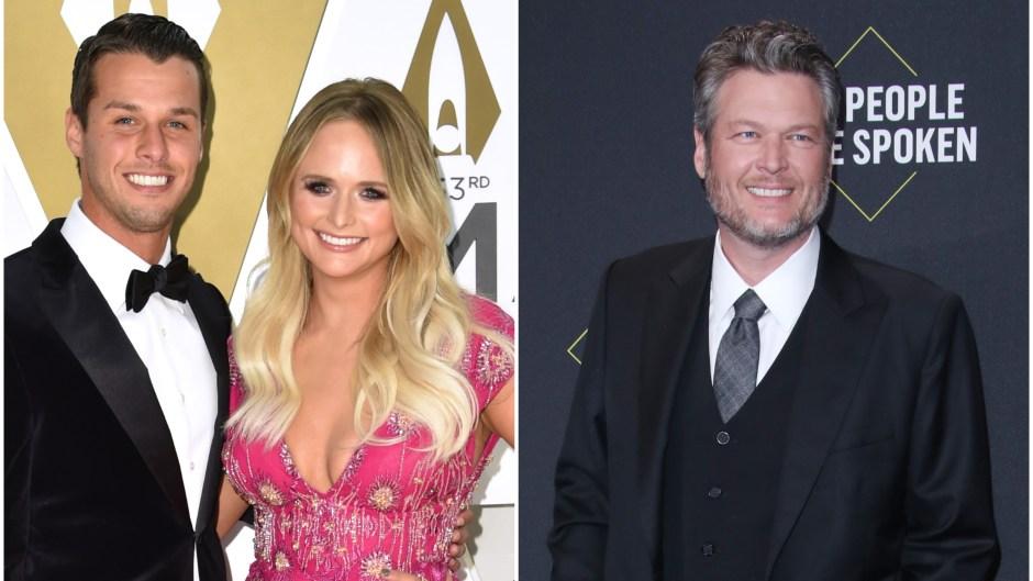 Miranda Lambert and Brendan Are a 'Better Match' Than Ex Blake