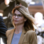 Lori Loughlin at Court