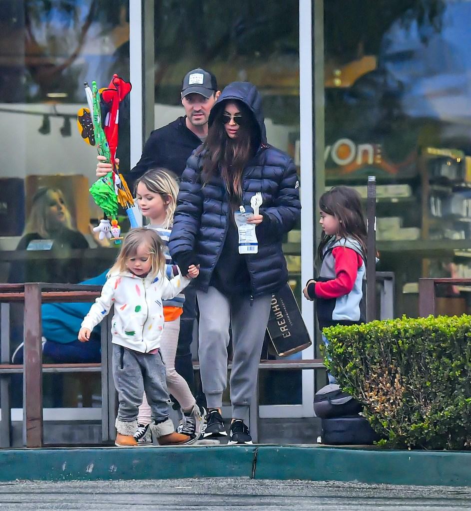 Who Are Megan Fox's Kids