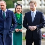 William and Kate's Birthday Tribute to Harry Is Shady