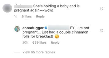 anna duggar pregnant baby no 7