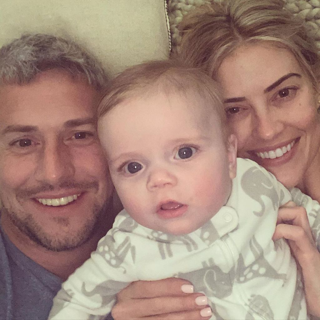 Christina El Moussa and Ant Anstead Baby Son Hudson