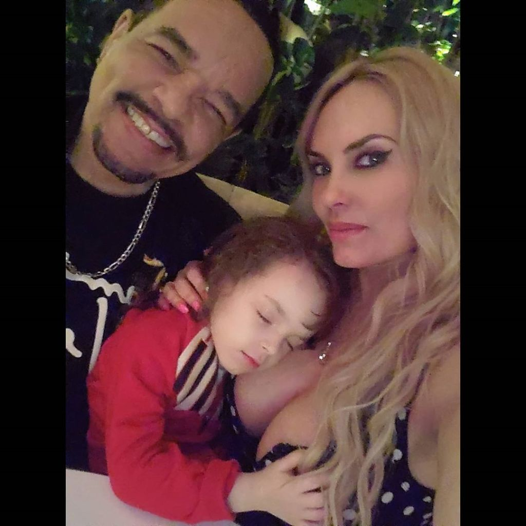 Coco Austin Shares Sweet Photos With Husband Ice-T and Daughter Chanel After Shutting Down Split Rumors