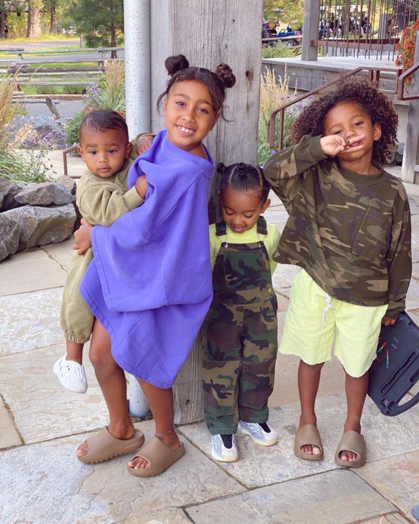 Kim Kardashian Says She Feels 'Lucky' With Kanye West After Marital Drama