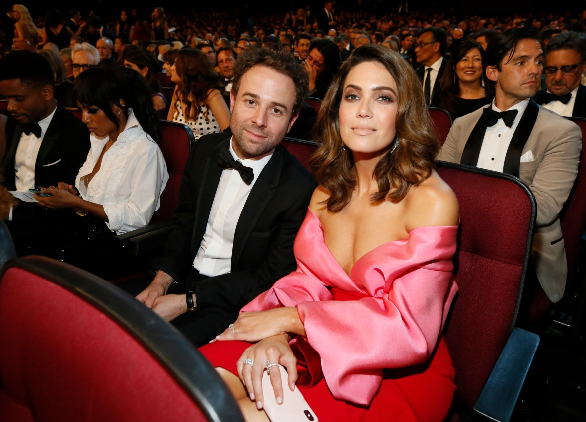 Mandy Moore Pregnant Expecting First Child with Taylor Goldsmith