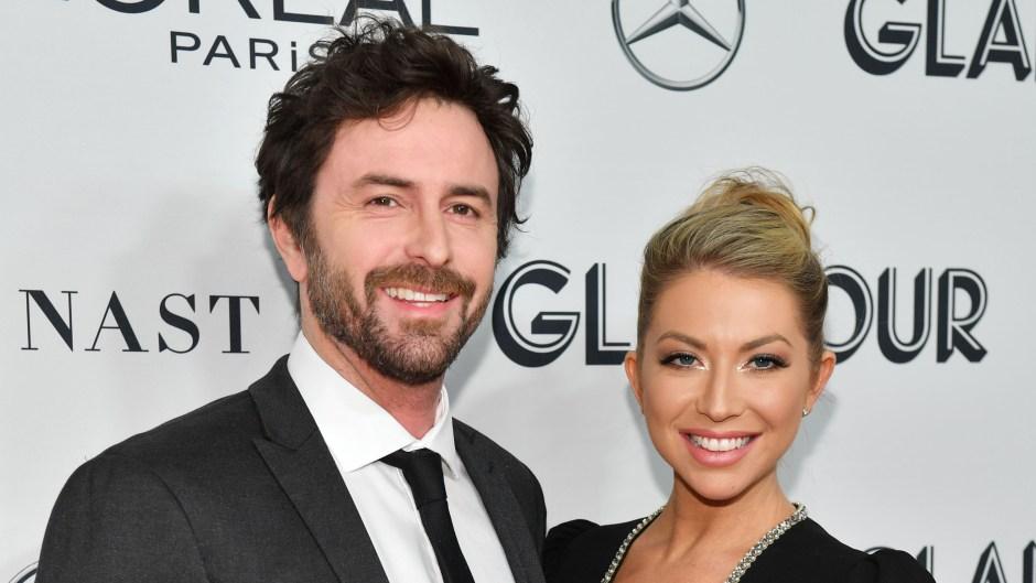 Stassi Schroeder and Beau Clark Give Birth Baby No 1 Daughter hartford