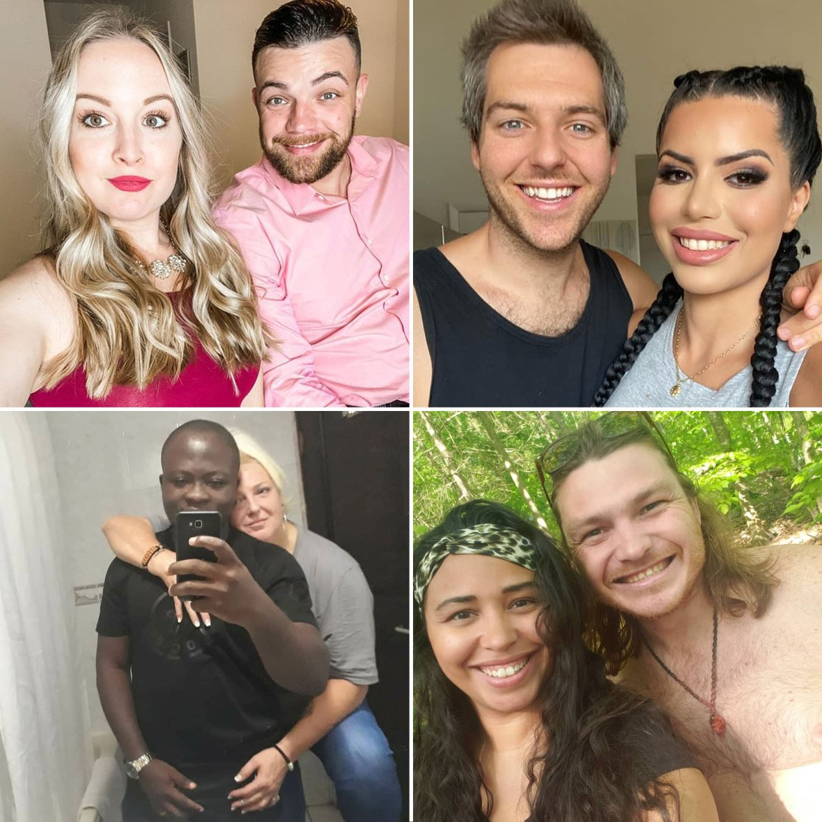 90 Day Fiance Happily Ever After Couples Share Details Sex