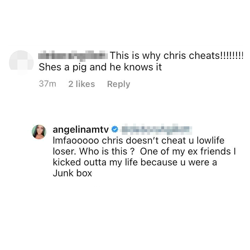 Jersey Shore Angelina Claps Back After Unveiling Plastic Surgery Results