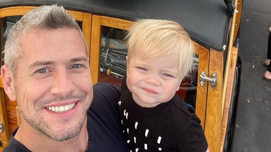 Ant Anstead Responds to Concerned Fan Over Hudson's Car Seat