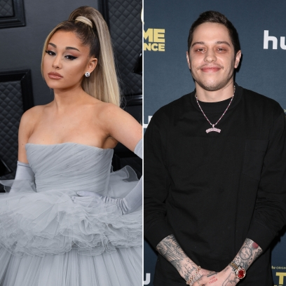 Ariana Grande Shades Ex-Fiance Pete Davidson in 'Positions' — See Lyrics
