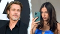 Brad Pitt Is Upset After Split From Model Girlfriend Nicole Poturalski