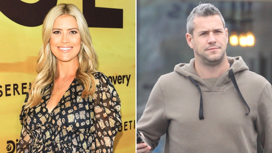 Christina Anstead Names Yacht 'Aftermath' After Ant Split