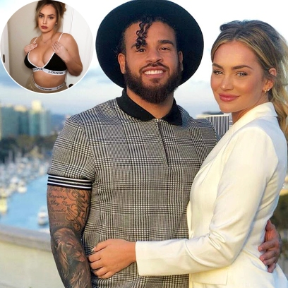 Cory Wharton Girlfriend Taylor Selfridge Shows Off Post-Baby Body After Departure From MTV