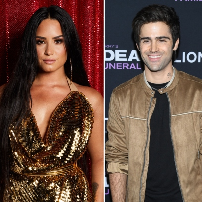 Demi Lovato Returns Engagement Ring to Max Ehrich After Split
