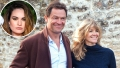 Dominic West Wife Catherine Putting Brave Face After Lily James PDA Photos Surface