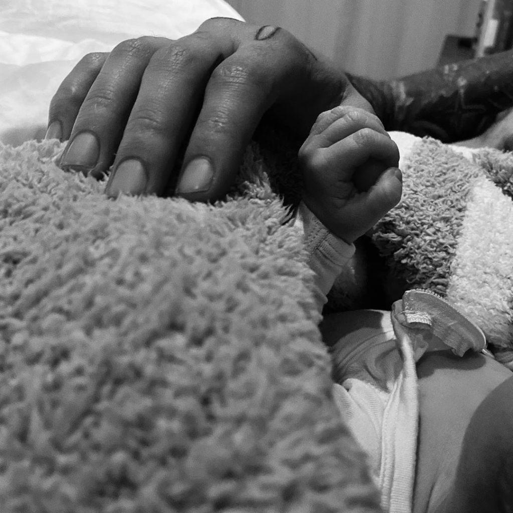 Gigi Hadid Shares Photo of Baby No. 1